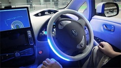 Nissan Promises to Deliver Autonomous Car 출처=nissan usa